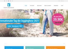 Beachvolleyball.de thumbnail