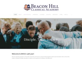 Beaconhillclassical.org thumbnail