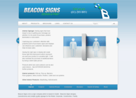 Beaconsigns.ie thumbnail