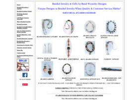 Beadwizardrydesigns.com thumbnail