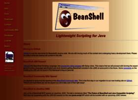 Beanshell.org thumbnail