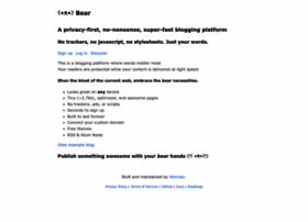 Bearblog.dev thumbnail