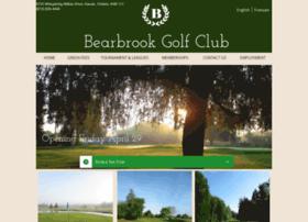 Bearbrookgolf.ca thumbnail