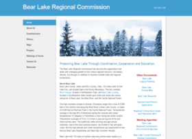 Bearlakeregionalcommission.org thumbnail