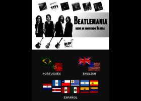 Beatlemania.net.br thumbnail