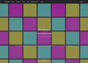 Beatpad.net thumbnail