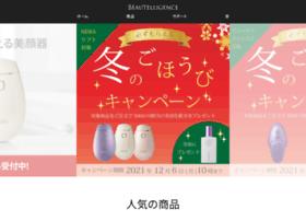 Beautelligence.jp thumbnail