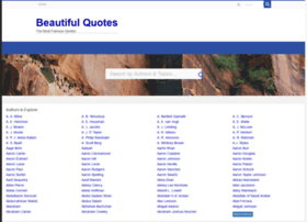 Beautifulquotes.net thumbnail