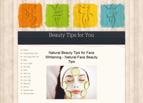 Beauty-tips-for-you.com thumbnail
