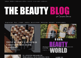 Beautyblog.es thumbnail
