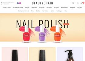 Beautychain.net thumbnail