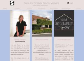 Beautycorner-sindyvissers.be thumbnail