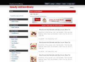 Beautyextraordinary.net thumbnail