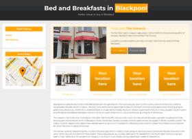 Bedandbreakfastsblackpool.co.uk thumbnail