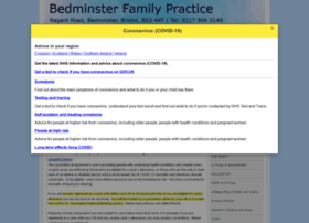 Bedminsterfamilypractice.co.uk thumbnail