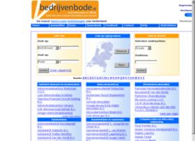 Bedrijvenbode.nl thumbnail