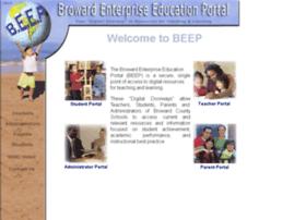 Beep.browardschools.com thumbnail