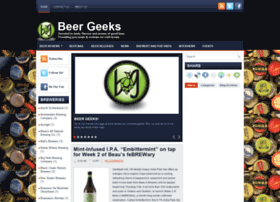 Beergeeks.ca thumbnail