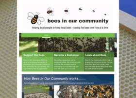 Beesinourcommunity.org.uk thumbnail