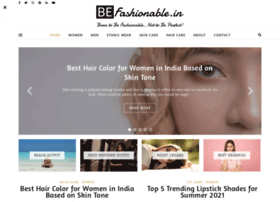 Befashionable.co.in thumbnail