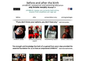 Beforeandafterthebirth.org thumbnail