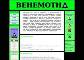 Behemoth.it thumbnail