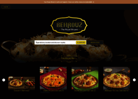 Behrouzbiryani.com thumbnail
