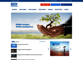 Bek.org.tr thumbnail