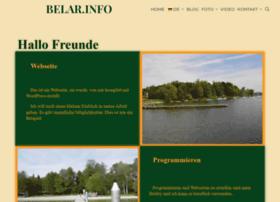 Belar.info thumbnail