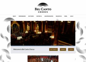 Belcanto.org thumbnail