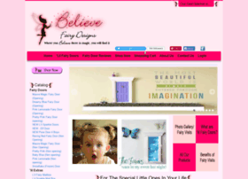 Believefairydesigns.ca thumbnail