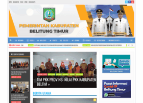 Belitungtimurkab.go.id thumbnail