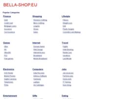 Bella-shop.eu thumbnail