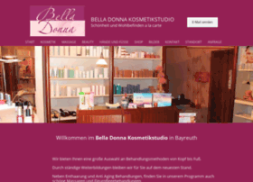 Belladonna-bayreuth.de thumbnail