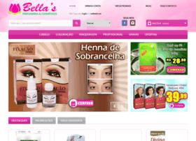 Bellasperfumaria.com.br thumbnail