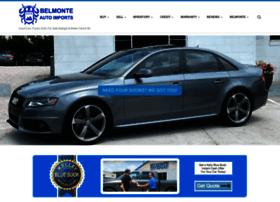 Belmonteauto.com thumbnail