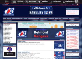 Belmontminorhockey.ca thumbnail
