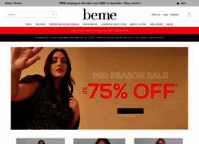 Beme.com.au thumbnail