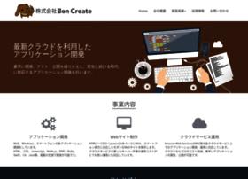 Ben-create.co.jp thumbnail