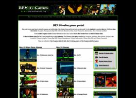 Ben10.onlinegames31.com thumbnail