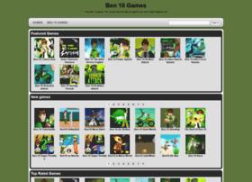ben 10 games jar download