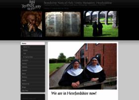 Benedictinenuns.org.uk thumbnail