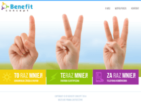 Benefitconcept.pl thumbnail