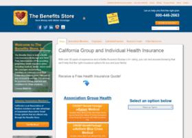Benefitsstore.com thumbnail