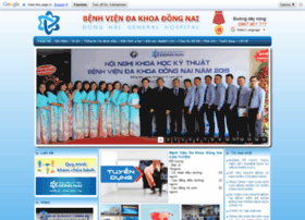 Benhviendongnai.vn thumbnail