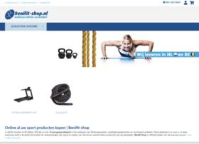 Benifit-shop.nl thumbnail
