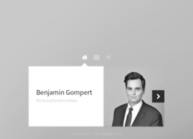 Benjamin-gompert.de thumbnail