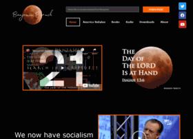 Benjaminbaruch.net thumbnail