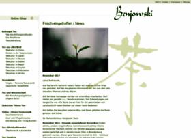 Benjowskitea.de thumbnail