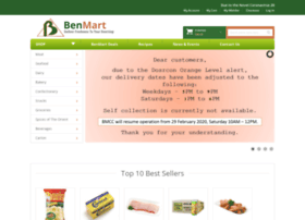 Benmart.com.sg thumbnail